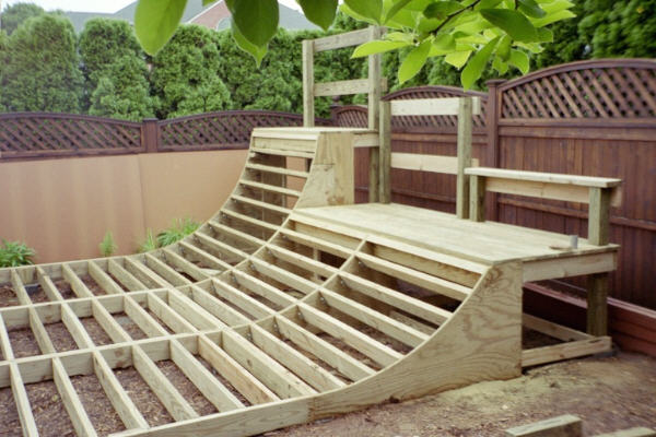 Backyard Halfpipe Plans : Backyard Vert Ramp  2017  2018 Best Cars Reviews